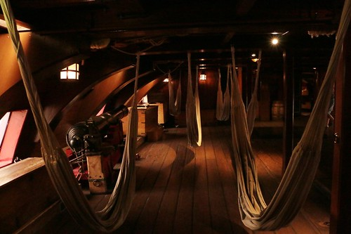 Museo Navale Olandese: veliero