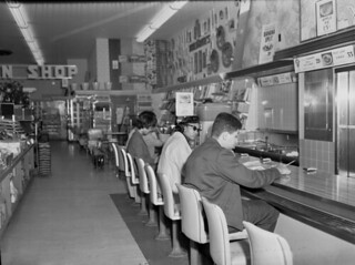 Sit-in at Woolworth's lunch counter - Tallahassee