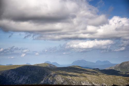 mountain scotland nikon summit stacpollaidh suilven munro assynt culmor culbeag benmorecoigach d90 amfaochagach