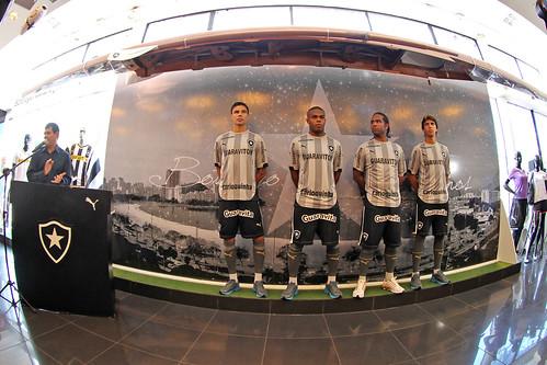 Apresentacao Novo Uniforme, Botafogo
