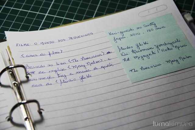 Blog Planner: rascunhos
