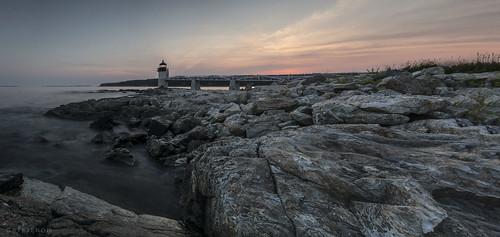 longexposure port clyde rocks maine sunsets portclydemaine mainelighthouses lighthousephotography marshallpointlighthouse uslighthouses lighthouseinmaine lighthousesinamerica