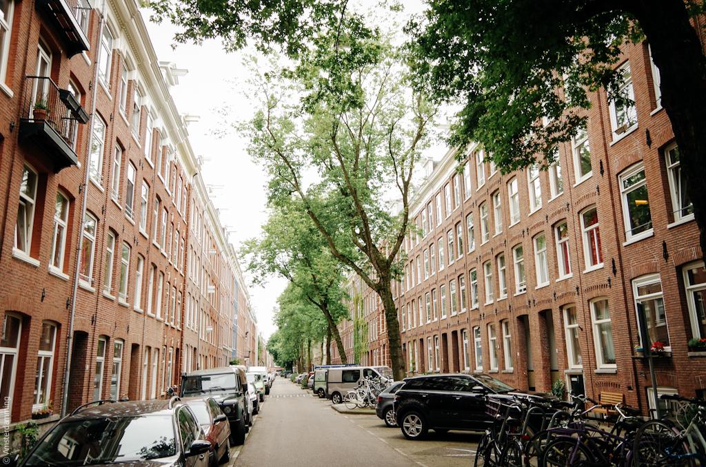 Amsterdam, Frederik Hendrikbuurt