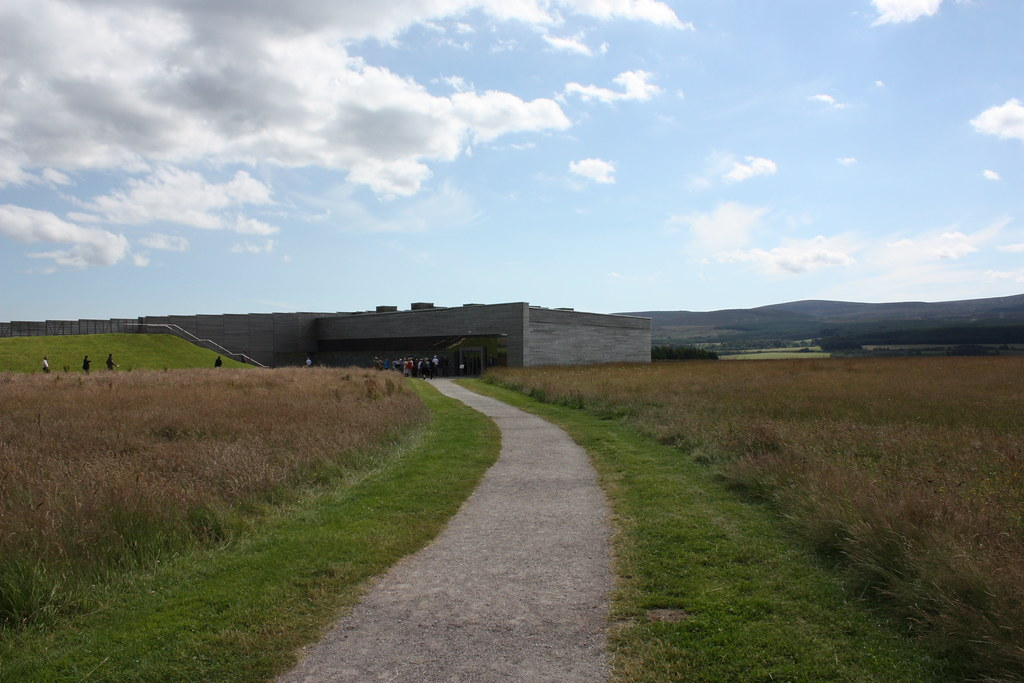 Culloden Visitor and information center