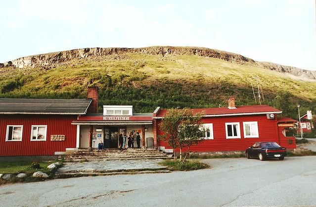 Un negocio en Kilkpisjärvi