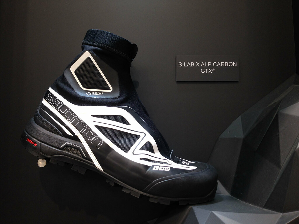 Salomon S-Lab Alp Carbon GTX