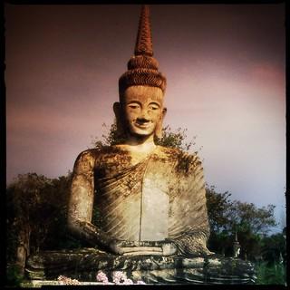 Sala Kaew Ku Sculpture Park .. Thailand