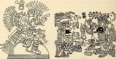 """Image from page 477 of """"Mexican and Central American antiquities, calendar systems, and history;"""" (1904)"""