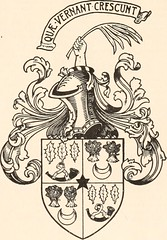 "Image from page 320 of ""Armorial families : a directory of gentlemen of coat-armour"" (1905)"