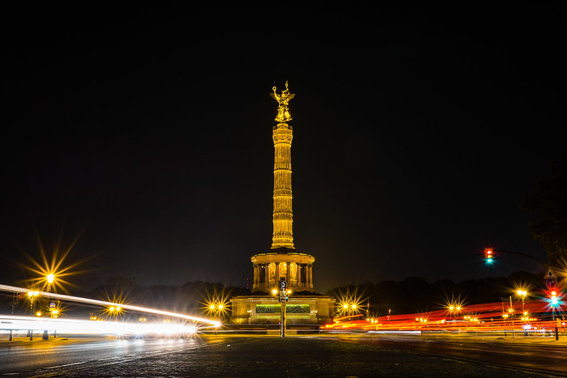 Photo:Berlin Victory Column (Siegessaule) By:VoxLive