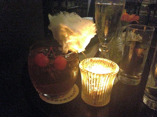 Toronto cocktail at Nightjar