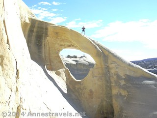 Wagon Wheel Arch, Grand Staircase-Escalante National Monument, Utah