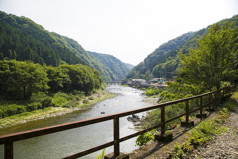 武庫川渓谷廃線ハイキング(生瀬ー武田尾)624