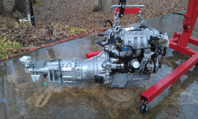 MM 00 EVO Engine Removal3