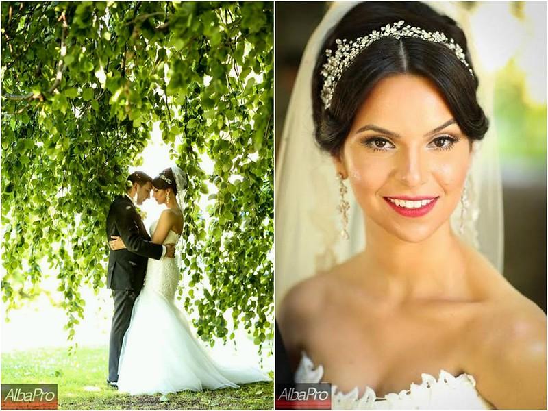 Bridal Styles bride Nora