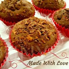 Muffins 3x Chocolate  #unyka #unykacocina #unykaphoto #igers #igersbsas #igersargentina #chocolate
