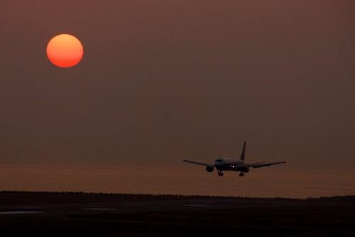 airplane ana aircraft kobe 日本 boeing 神戸 飛行機 b767 allnipponairways 全日空 神戸空港