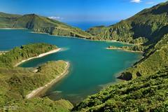 Lagoa do Fogo - Isola di Sao Miguel, Azzorre