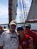 Short Sunday Sail with photobomb
