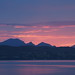 sunset over Skye