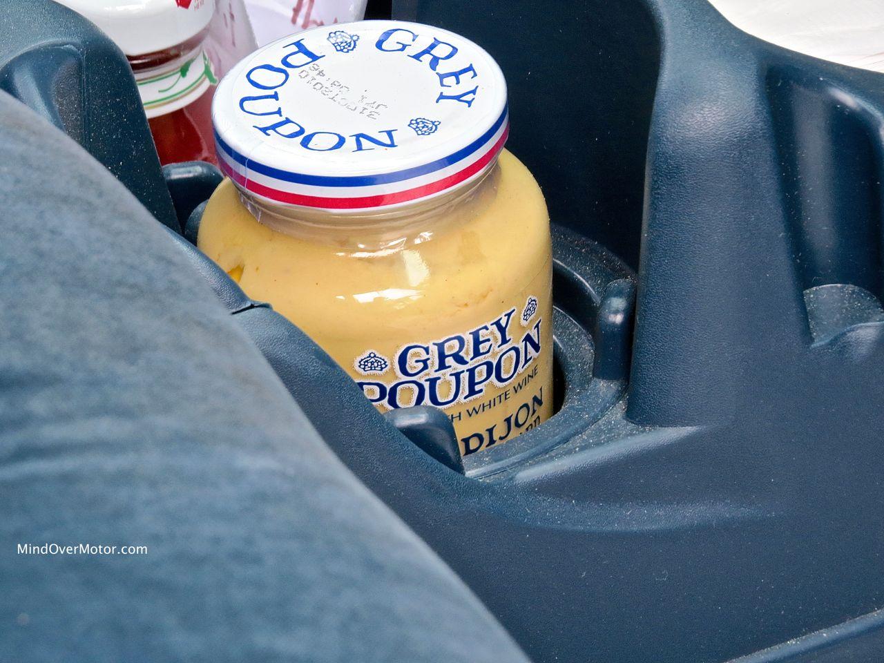 Pontiac Parisienne Brougham Grey Poupon