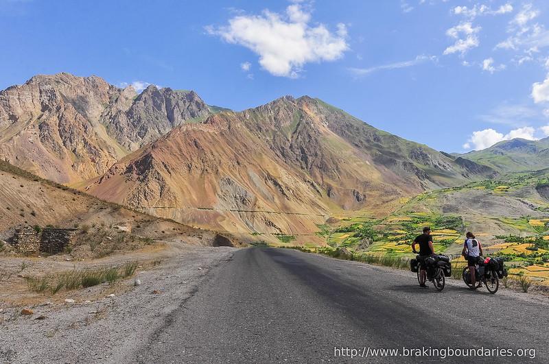 Kalaikhum to Khorog