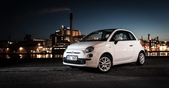 Ad photo for my Fiat 500