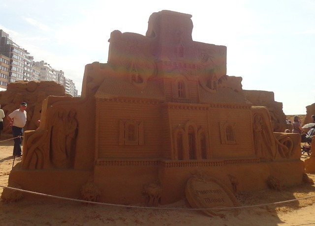 Sculpures sur sable Disney - News Touquet p.1 ! 14770280529_f4aa078085_z
