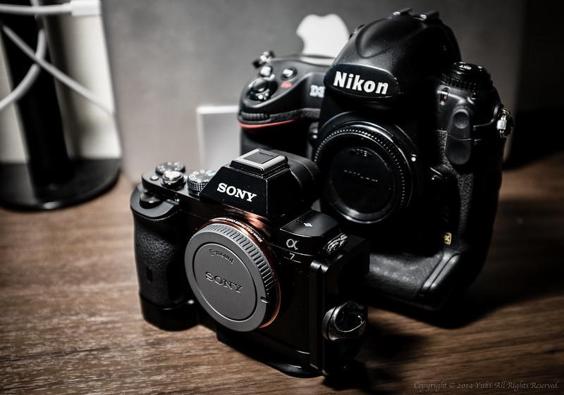 full frame sensor camera