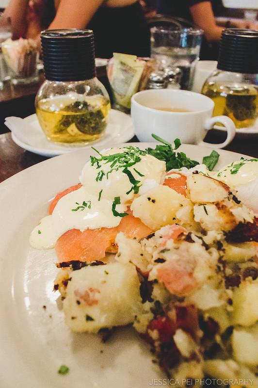 Eggs Norweigan Cafe Orlin