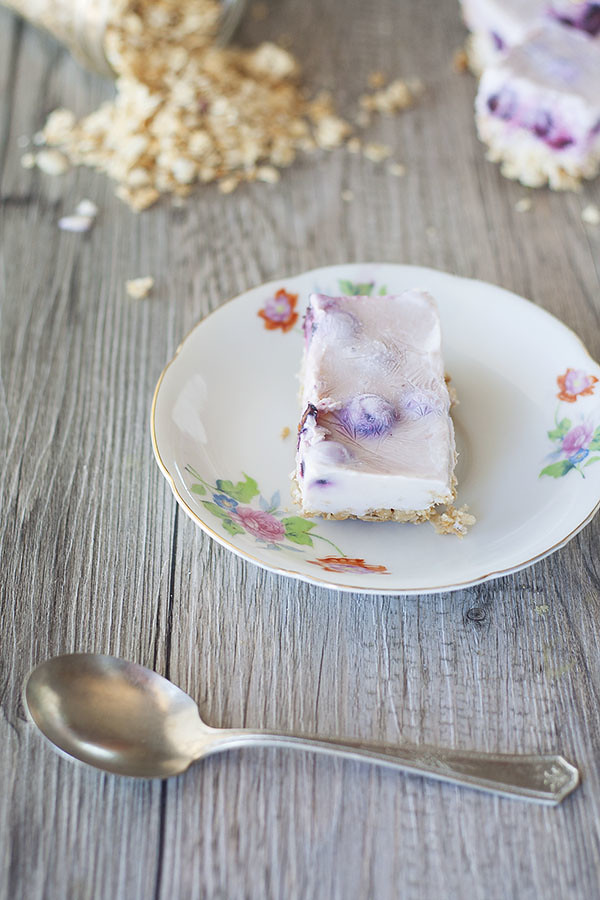 Yogurt Granola Bars