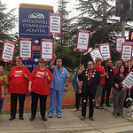 RNs at Community Health Systems Hospital Set Three-Day Strike August 14-16