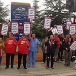 RNs at Community Health Systems Hospital Set Three-Day Strike August 14-16