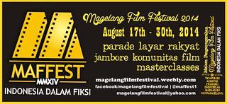 magelang film fest 2014