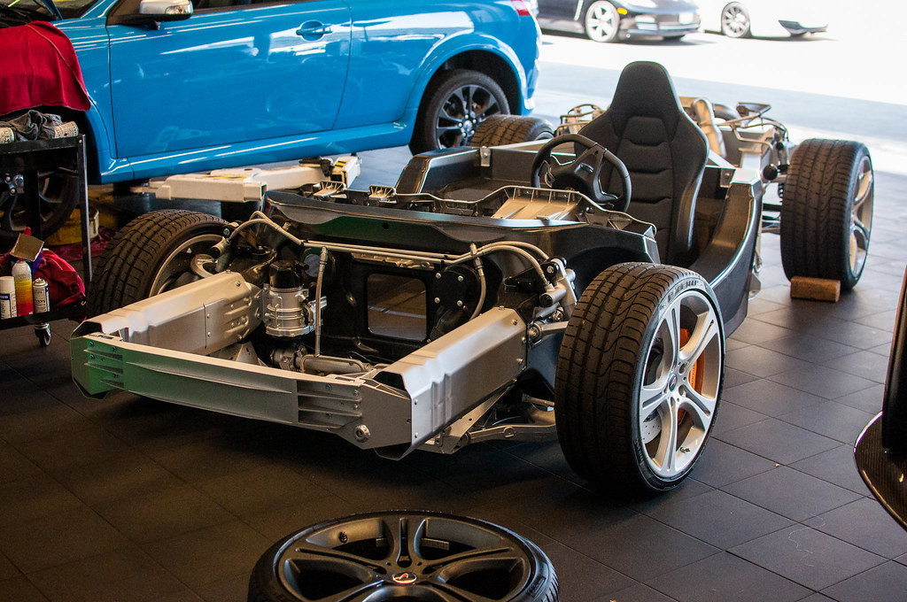12C chassis