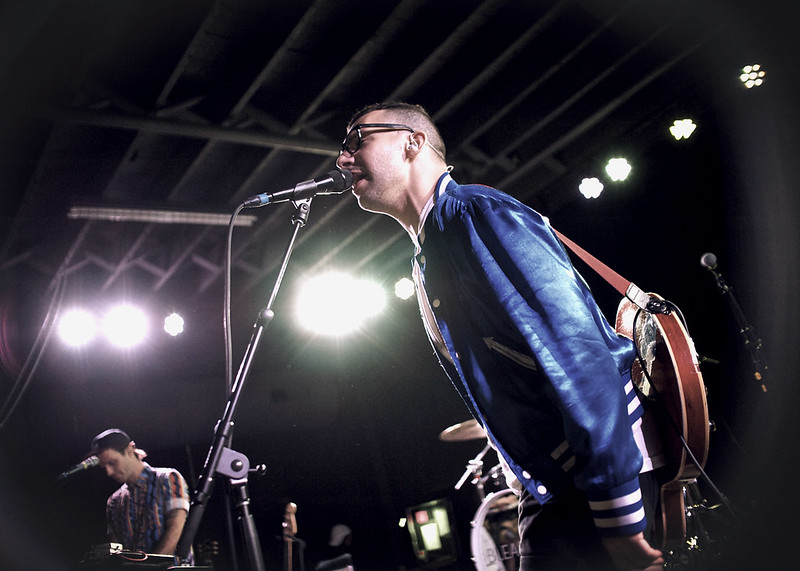 Bleachers @ The Ready Room