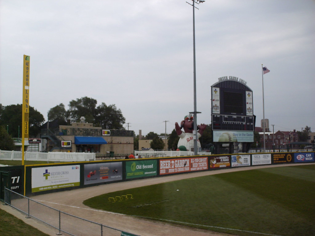 Dupage Medical Group Field In The Ballparks