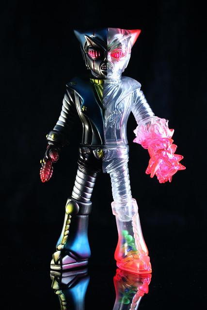Paul Kaiju Domino Jack Debut SDCC 2014