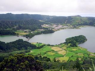 صورة Sete Cidades. portugal azores saomiguel setecidades