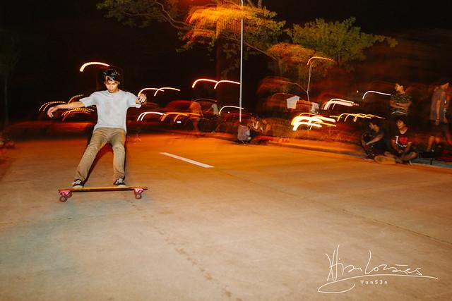 VanS3n-08092014- Bikelane Night Skate, Iloilo City -0007