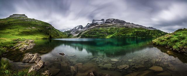 claudecastor - Schweiz - 4 Seen Wanderung Panorama