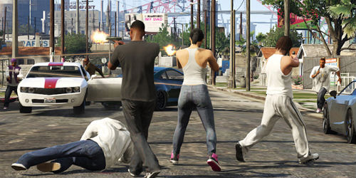 GTA Online is no longer playable on the PS3 12GB