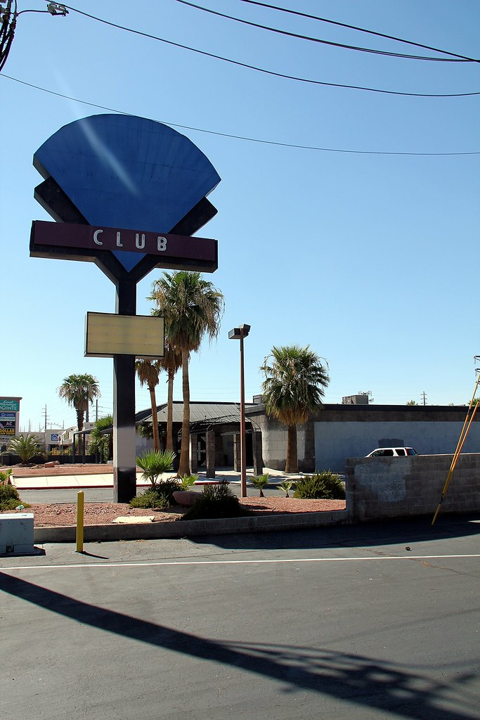 Former Club 662 Las Vegas The Empty Building Which Used T Flickr