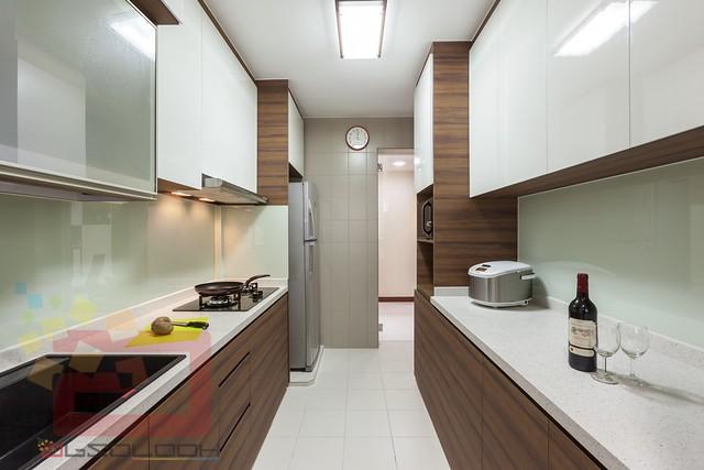 Kitchen Design Ideas Hdb ~ Hdb bto room blk c yishun riverwalk interior