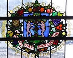 deus dat incrementum: Company of Fruiterers