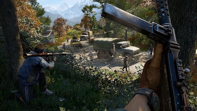Far Cry 4 - Screenshot 1
