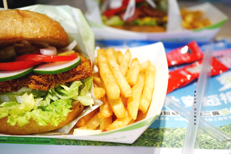 14918579139 7ffe654c37 c - 樂檸漢堡 │北區:大份量紮實牛肉漢堡加新鮮生菜的飽足風味~稱不上驚豔但質感精緻好實在!