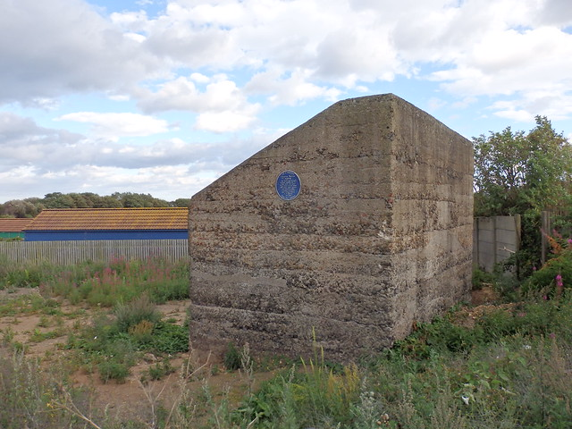 Sunderland sound mirror
