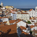 Barrio de Alfama. Lisboa.