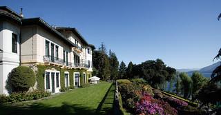 Villa Claudia dal Pozzo.